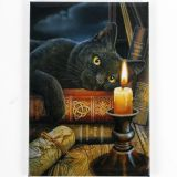 Lisa Parker- 3d postcard-The Witching Hour